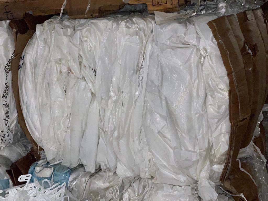 Pp jumbo bags scrap,pp big bags, pp super sacks ,pp scrap bags