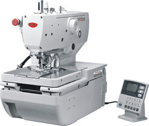 BS-9820-02 Direct Drive Computer Control Eyelt Buttonhole Sewing Machine (9820)