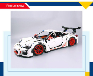 Building blocks 20001B intelligent diy model miniature toy cars with low price