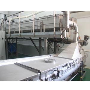 Continuous steam sterilization equipment can be used for a variety of products such as chili powder/herbal/spices/granules/seeds
