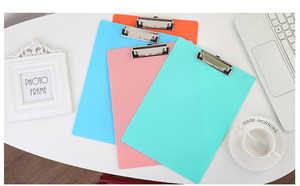 Custom Plastic A4 Strong Clipboards
