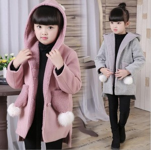 cy10064a high quality wholesale price winter coat girls childrens clothing autumn winter coat for child 3-8 years from china