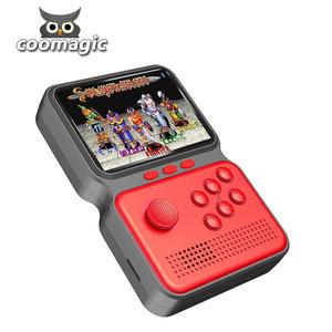 Factory wholesale new design 900in116 bit handheld game console portable game console handheld games player