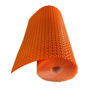 Floor Warming System orange  6mm underfloor heating mat