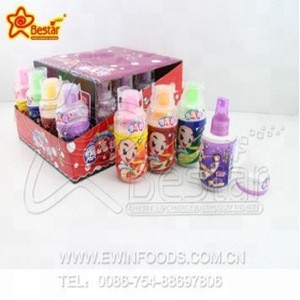 Gas Tank Toy Fruity Flavor Spray Candy Liquid Sweet Candy