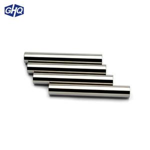 High Quality Custom Various Typescircular Polishing rod Hard alloy cemented tungsten carbide round bar