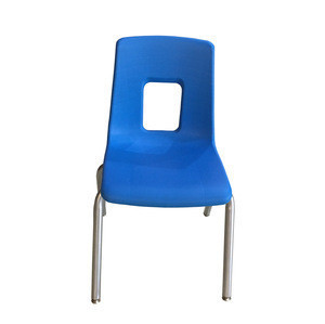 High quality PP seat metal frame school student chair kids study chair