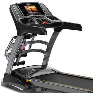Home gym equipment of heavy duty treadmill
