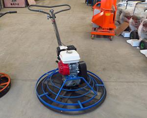 Honda engine manual vibratory concrete finish machine power trowel with SMG-46