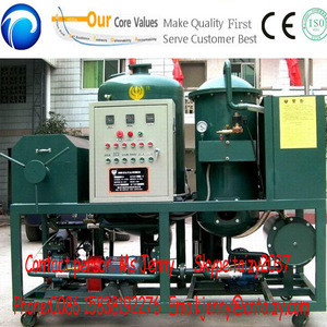 Hot Sale China Supplier Filter-free Energy Saving used black waste oil purifier
