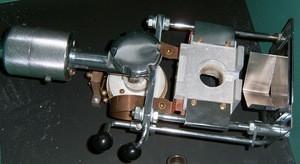Hot sale metal jewellery gold titanium alloy centrifugal casting machine
