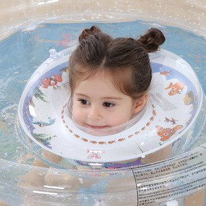 Hot Sale Safety Baby Swimming Neck Collar Ring