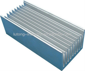 LED Aluminum Extrusion Heat Sink 60W