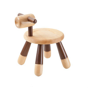 Lovely Pony Baby Relaxing Chair Kindergarten Furniture Toy
