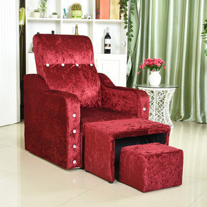 Modern luxury salon chair with high quality Hot sale beauty salon chair hair salon furniture for manicure