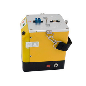 New design FTTH tools optical fiber polishing machine with factory price