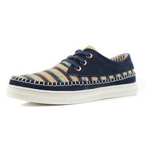New style man light weight causal shoe fly line shoe in stock