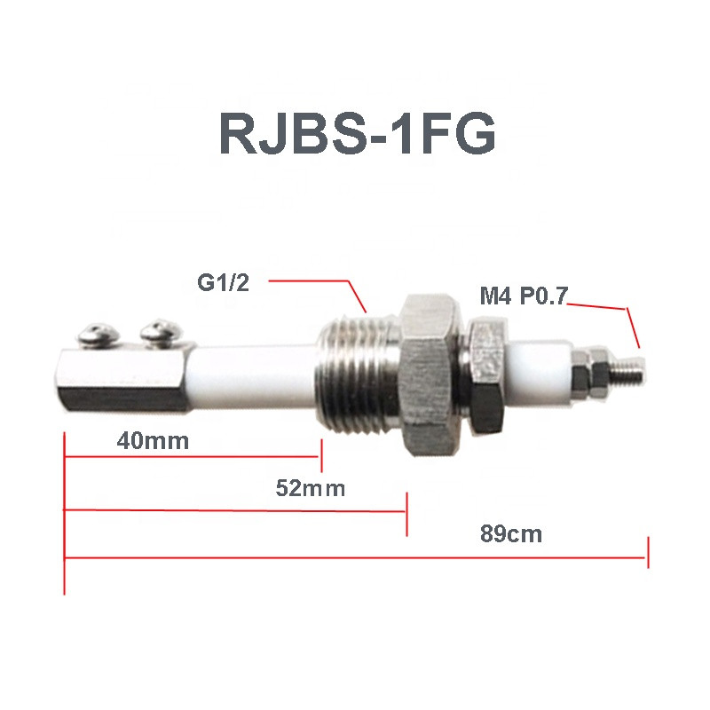 New water SS304 level electrode level boiler electrode holder G1/2 probe RJBS-1FG (low price)