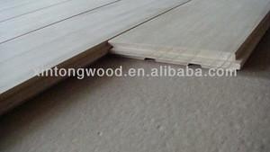 Paulownia indoor wooden floor/wooden flooring parquet