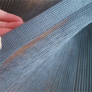Polyester pleated insect window screen door with best quality