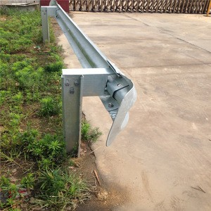 Preservative highway guardrail and accessories