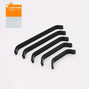 Professional production custom size hardware furniture aluminum handle