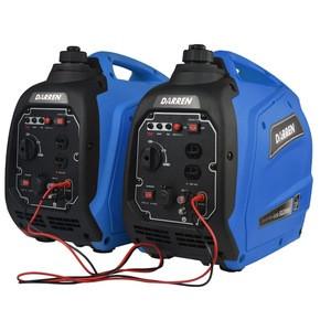 R2200i Super Quiet Portable Power Station Outdoor Inverter Generator - 1800 Running & 2200 Peak - Gas Powered