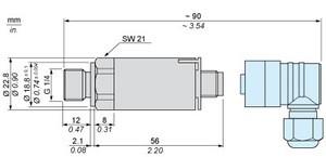 Schneider XMLG100D21 tire pressure sensor