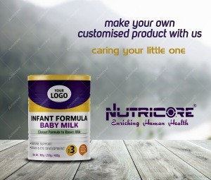 Superior Quality Customized Infant Formula Baby Milk Powder at Wholesale Price