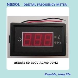 Supply 85 series digital voltage frequency meter