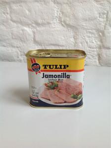 Tulip luncheon pork meat