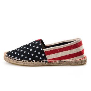 Wholesale slip on summer canvas shoes men