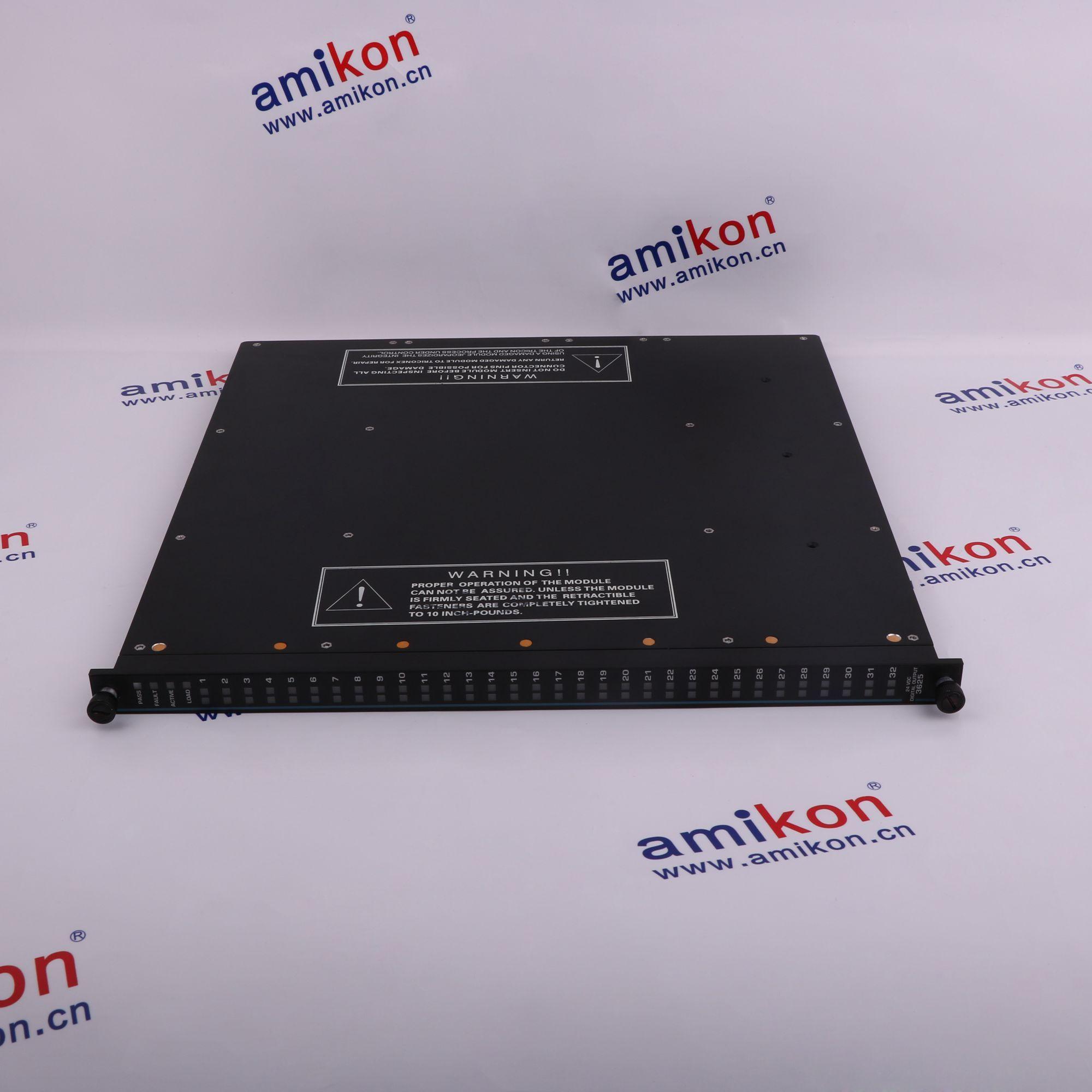 TRICONEX TRICON 3607E Digital Output Module, 48VDC, Optically Isolated, Non-commoned, TMR