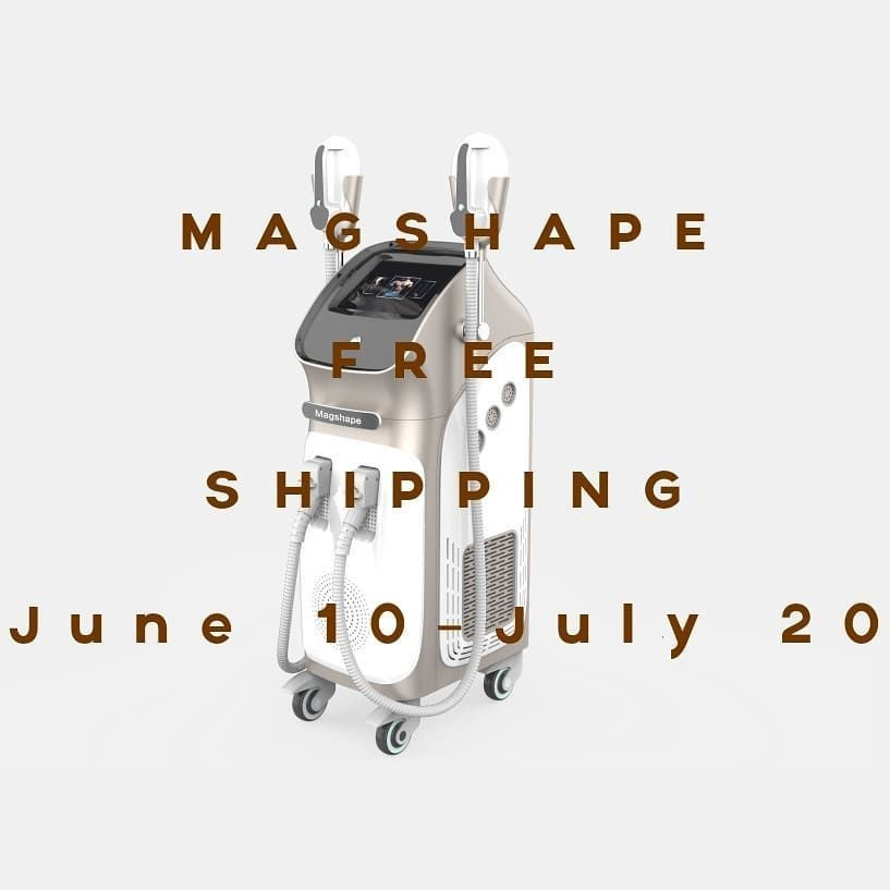 Magshape for bosy contouring and fat loss