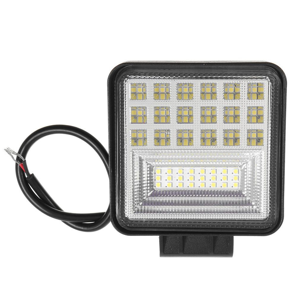 48W WHITE /YELLOW LED WORK LAMP