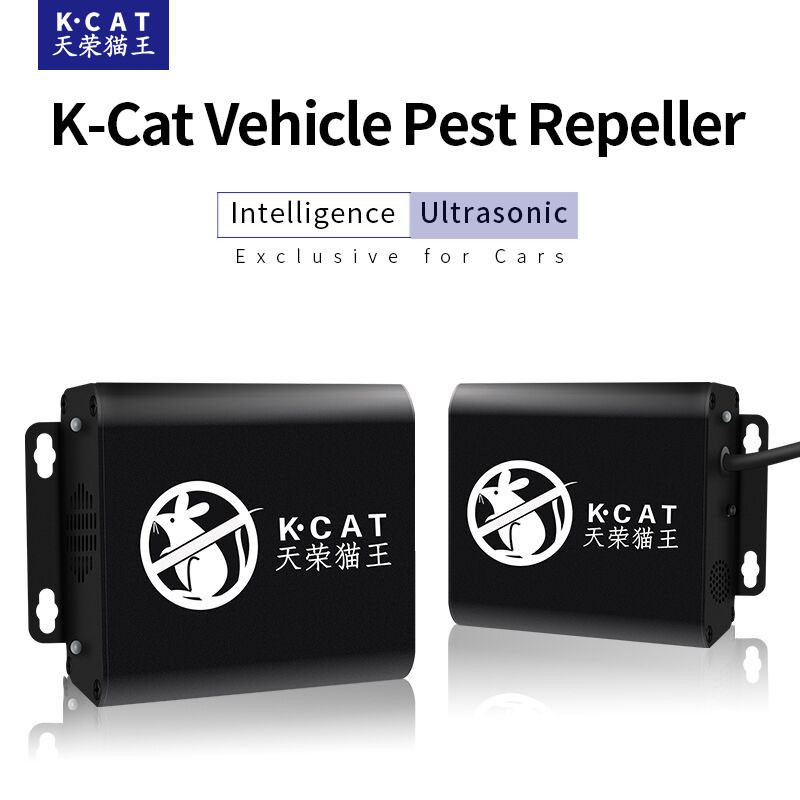Ultrasonic Pest Repeller Under Hood Animal Repeller Car Rat Repeller for Car Engines