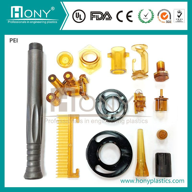 PEI Sheet High Temperature Resistance Special Engineering Plastics Sheet And Rod Manufacturer