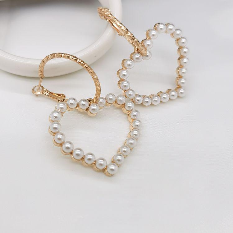 Gold-Plated Twist Earrings