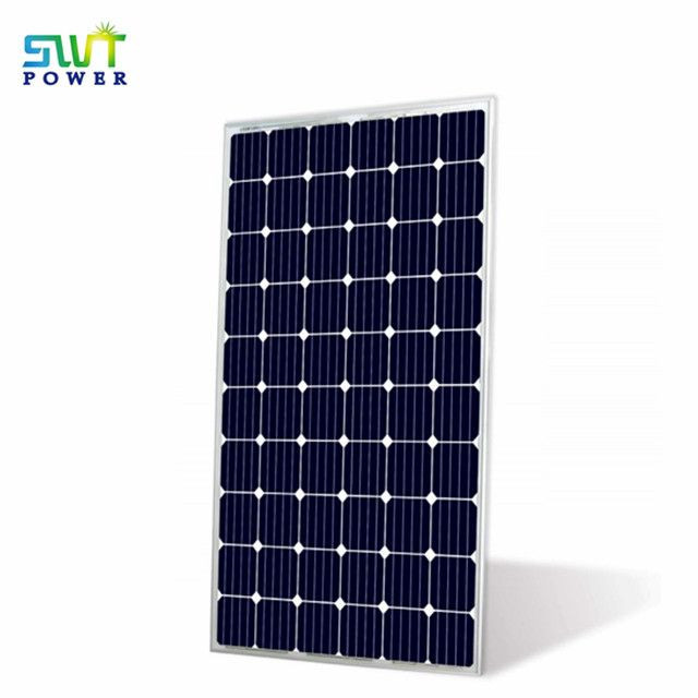 Grade A Roofing Solar 60 Cells Pv Module Mono-crystalline 300w Solar Panel