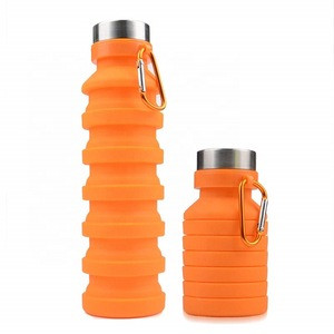 100% premium kitchen-grade stainless steel lid sport drinks water bottle