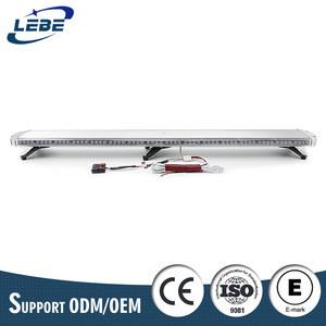 180CM Full Police Truck Lightbar Emergency LED Traffic Warning Light