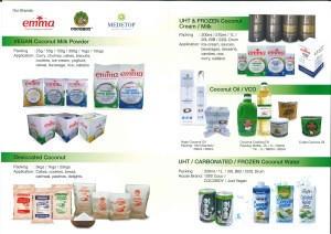 1kg  Bubble Tea Ingredient Coconut Milk Flavor Powder Factory Whole  Spray Dried 63% Coconut Cream  Powder Malaysia