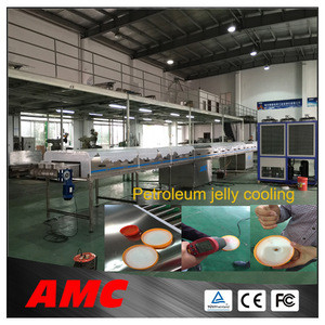 2016 Leading Manufacturers frozen kangaroo meat Full Automatic Cooling Tunnel Machine