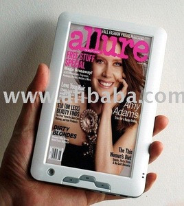 7in Color HD E-Reader, Ebook Reader