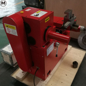 Advanced C9335 brake drum & disc lathe machine