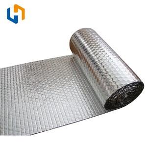 Aluminum Double Bubble Wrap  Insulation Material