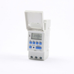 China Alibaba 220VAC Electronic Timer DHC15A Digital Timer Switch/weekly timer digital