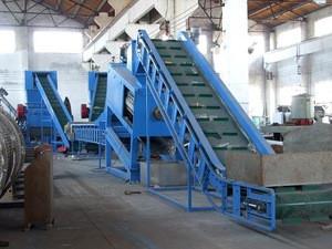 China factory PET recycling machine/plastic washing line