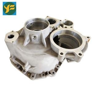 China good supplier truck gearbox housing anodizing motorbike aluminium parts