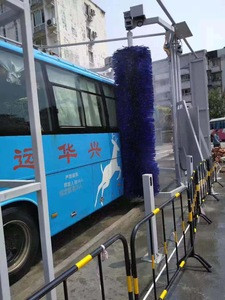 Chinese manufacturer durable automatic car wash bus durable nylon cleaning brush